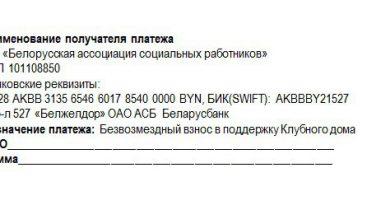 Идет ремонт в новом помещении Минского Клубного дома